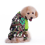 Dog Costumes / Coats / Jumpsuits - S / M / L / XL / XXL - Winter - Multicolored -Cosplay / Fashion / Halloween / Birthday / Easter /