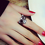 New Arrival Fashional Luxury Crystal Rings A Set
