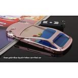 sanlead blaue Flüssigkeit + rotes Auto + gelbe Auto-PC mit Flüssigkeit mit flotage zurück Fall für iphone6,6s (verschiedene Farben)