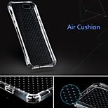 ultra-mince coussin d'air de la mode chaud protéger jolie petite taille TPU souple pour iPhone 6 / 6s