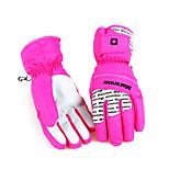 Super Warm 20 Degrees Below Zero Snowboard Mittens Skiing Gloves Women Mittens Windproof Ski Gloves 803