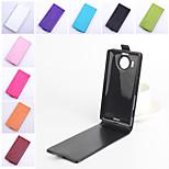 aleta de couro estojo de proteção magnética para 950xl Lumia Microsoft (cores sortidas)