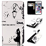 Romantic Beautiful Scenery Phone Cases For Apple iPhone 5/5S Case (Assorted Colors)