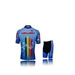 KEIYUEM®Others Unisex Short Sleeve Spring / Summer / Autumn Cycling Clothing  ShortsWaterproof / Breathable  Quick Dry
