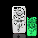 Infiniti Dreamcatcher Pattern Glow in the Dark Hard Plastic Back Cover for iPhone 5 for iPhone 5s Case