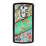 The Flower Design Metal Hard Case for LG L90/ G3/ G4