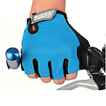 FJQXZ® Glove Cycling / Bike Men's Fingerless Gloves Wearproof Spring / Summer / Autumn/Fall / Winter