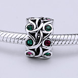 Pand with Sterling Silver Bead S925 Bracelet Necklace Bead  for European Charm Silver Bracelets