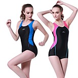 With Chest Pad Profession Sexy Nylon Beachwear Women One Piece Swimwear Swimsuit SBART-F8006