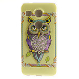 Owl Pattern TPU Material Phone Case for LG Nexus 5X