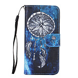 Dreamcatcher Pattern PU Leather Full Body Case with Stand for iPhone 6S