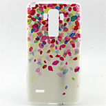 Colored Balloon Pattern TPU Soft Case for LG G4 Stylus