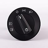 Iztoss 1C0941531A New Head Light Headlight Fog Lamp Control Switch for VW GTI JETTA GOLF MK4 EURO