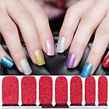 - Finger - 3D Nails Nagelaufkleber - Andere - 1 Stück - 12.6*9*0.1 cm