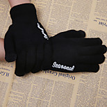 Unisex Gloves Camping & Hiking / Leisure Sports / Cross-CountryStretch / Sweat-wicking / Low-friction