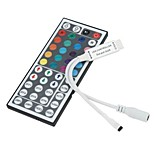 6pcs IR Controller with 44 Key Remote for 12V RGB LED Strip Light(12V 3X2A)