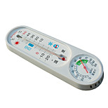 AT7629  Indoor And Outdoor Temperature And Humidity Meter