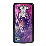 The Tiger Design Metal Hard Case for LG L90/ G3/ G4
