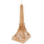 3D Wooden Puzzle DIY Model Eiffel Tower Festival Gifts for Children