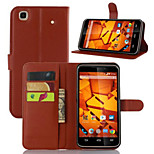 The Embossed Card Protective Cover For ZTE MAX+ N9521 Mobile Phone