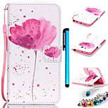 Coloured Drawing or Pattern PU Leather for Samsung Galaxy S3/S3 mini/S4/S4 mini/S5/S5 mini/S6/S6 edge/S6 edge Plus