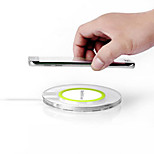 Qi Wireless Charging Pad for All Qi Compatible Smartphones