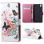 Adorable Owls and Hearts  PU Magnetic Leather wallet Flip Stand Case cover for Huawei Honor 4A / Y6