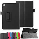 PU Leather Smart Stand Case Cover For Asus ZenPad S 8.0 Z580/Z580C/Z580CA Tablet (Assorted Colors)
