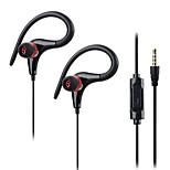 cwxuan ™ fone de ouvido com microfone esportes botão / inteligente para iphone 6 / iphone 6 plus e outros