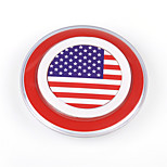 American Flag Qi Standard DC5V Charging Pad Wireless Charger for Samsung Galaxy S6/S6 Edge G9250 G920f