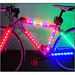 Bike Light , Safety Lights / Bike Lights 14 LED 3 Modes  Cycling  Light