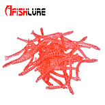 Afishlure Soft Bait Lure Packs 0.02g/<1/18oz 25 mm/1