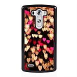 Heart Design Metal Hard Case for LG L90/ G3/ G4
