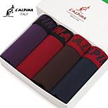 L'ALPINA® Men's Cotton Boxer Briefs 4/box - 21130