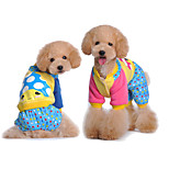 Dog Costumes / Coats / Jumpsuits - S / M / L / XL / XXL - Winter - Multicolored -New Year's / Camouflage / Keep Warm / Fashion /