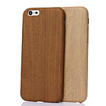 Specially Designed Wood Grain TPU Back Cover for iPhone 6 Plus/iPhone 6S Plus