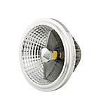 13W GU10 Lâmpadas de Foco de LED MR16 2 COB 1200 lm Branco Natural Decorativa AC 100-240 V 1 pç