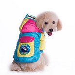 Dog Costumes / Coats / Jumpsuits - S / M / L / XL / XXL - Winter - Multicolored -Waterproof / Cosplay / Halloween / Birthday / Easter /