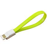 sincronización USB certificado manzana 3 pies jetech y cable rayo de carga para los teléfonos Android