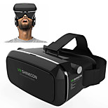 360 Viewing Immersive Virtual Reality 3D VR Glasses Google Cardboard Games Glasses VR Headset for 3.5-6.0 Inch Phones