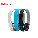 BOAS Wireless Earphones Bluetooth Stereo Headset with Microphone Headphone Sports Earbuds for Mobile Iphone