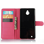 Embossed Card Bracket Type Protective Sleeve For NOKIA Lumia 850 Mobile Phone