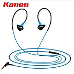 Kanen S30 Sports In-Ear Headphones with Microphone