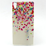 Color Balloon Pattern TPU Soft Case for Sony Xperia Z5 Premium