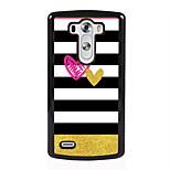 The Stripe Design Metal Hard Case for LG L90/ G3/ G4