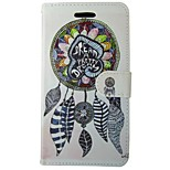 Color Bell Painted PU Phone Case for iphone5/5S
