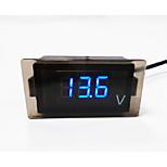 Motorcycle / Car LED Digital Voltmeter