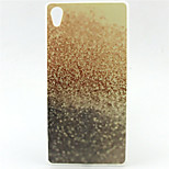 Sand Pattern TPU Soft Case for Sony Xperia Z5 Premium
