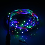 NON-Waterproof 3528 RGB Led Strip Flexible Light 60led/m 5M 300 LED SMD DC 12V Decoration led strip