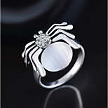 Z&X® Vintage Individuality Alloy / Zircon Ring Statement Rings Daily / Casual 1pc